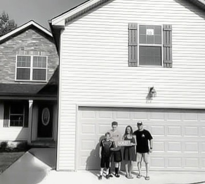 Bought our first home
