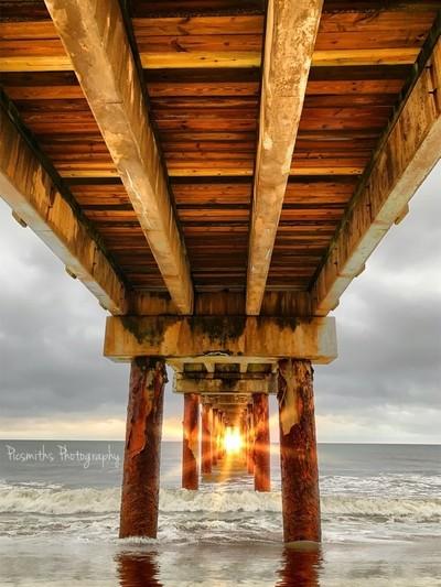 St Augustine Pier @ sunrise