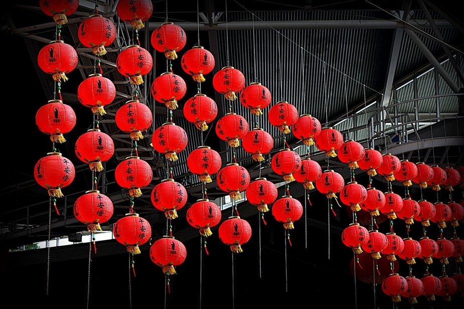 Asian Lanterns