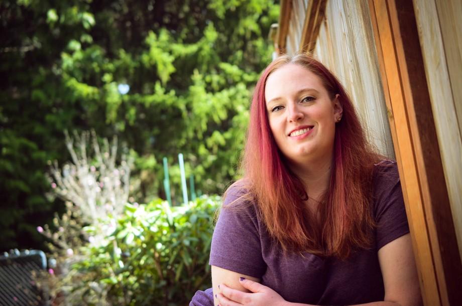 April Quarantine Self Portrait 2020