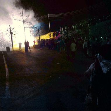 Qormi fireworks