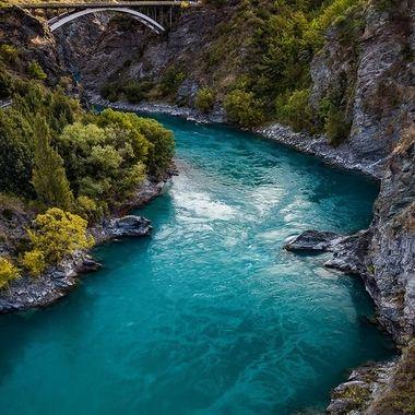 Kawarau River, Otago