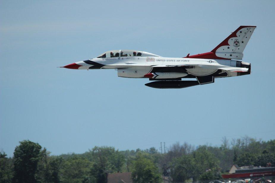 US Airforce Thunderbirds