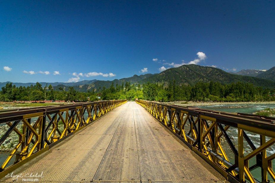 Pehalgham bridge