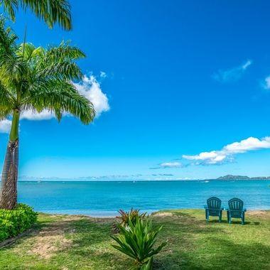Tranquil Maunaloa Bay
