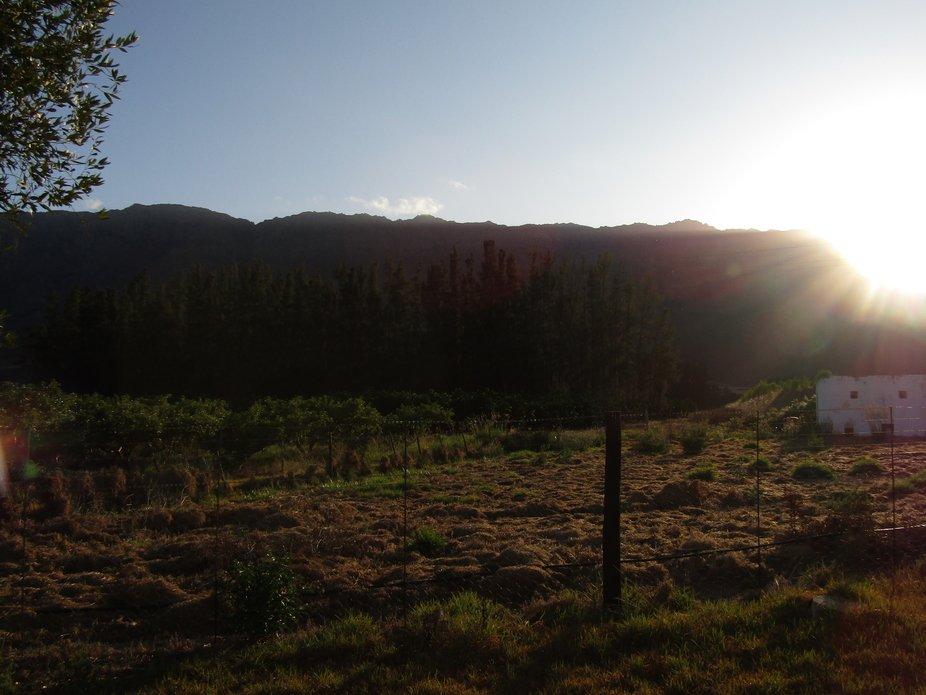 Cape Sun Rise
