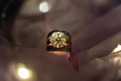 Her wedding ring