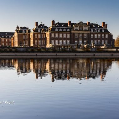 """This is a photo out of a series I am doing on castles and palaces in Germany. Nordkirchen Palace is also called the """"Westphalian Versailles"""". Nice place to go"""