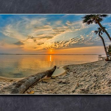 Jensen Beach Sunrise 4-16-20