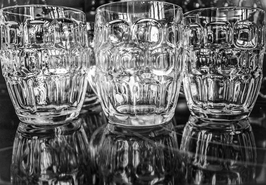 Glass Reflections