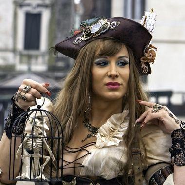 Carnevale 2020 La bella signora pirata