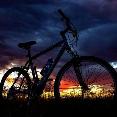 Sun Set The Cradle
