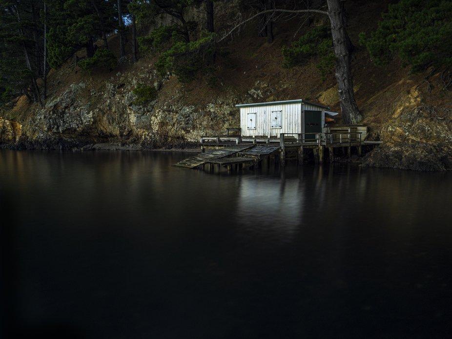 Quiet Boat House