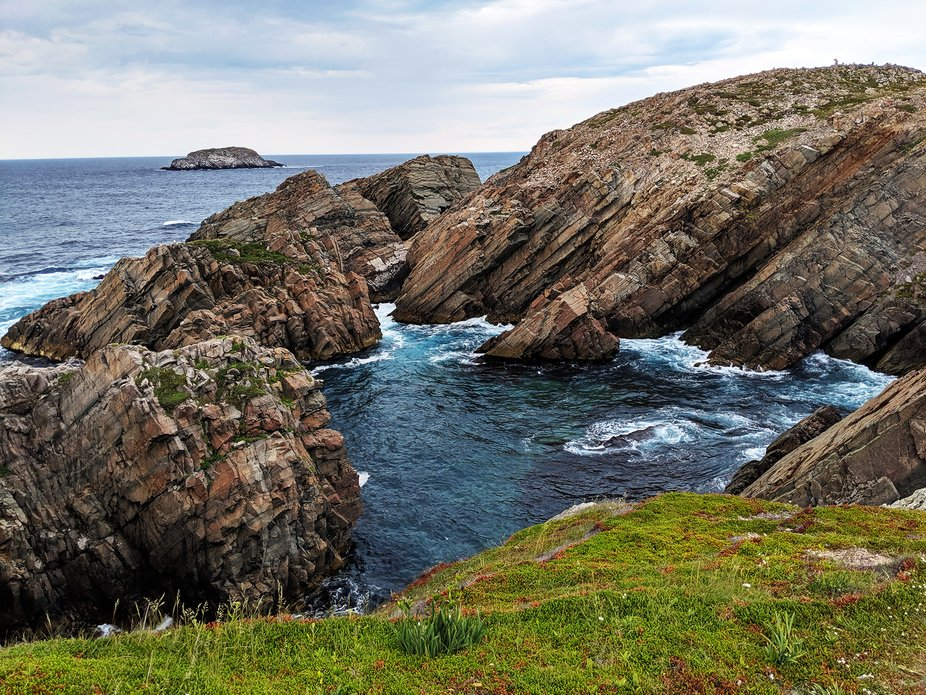 Cape Bonavista in Newfoundland