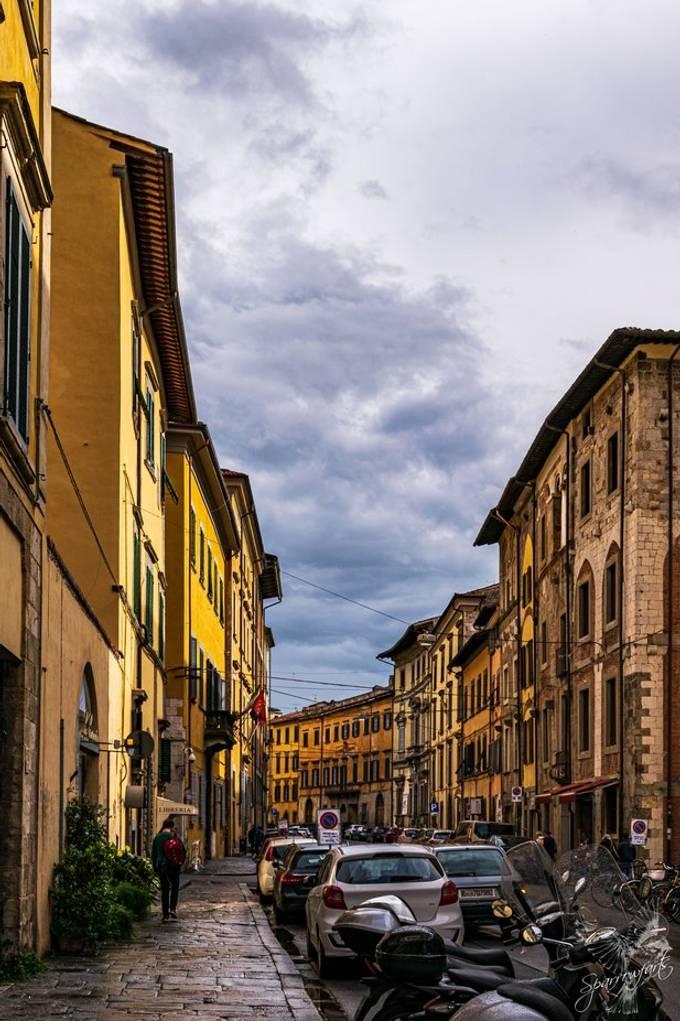 Streets Of Pisa II