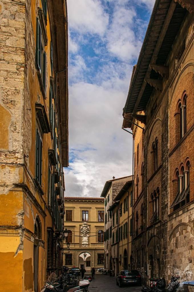 Streets of Pisa I