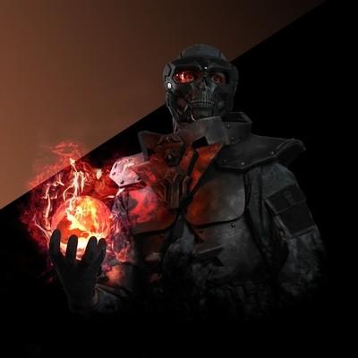 RED COMMANDER - ruler of worlds