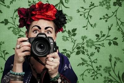 Frida - Self portrait