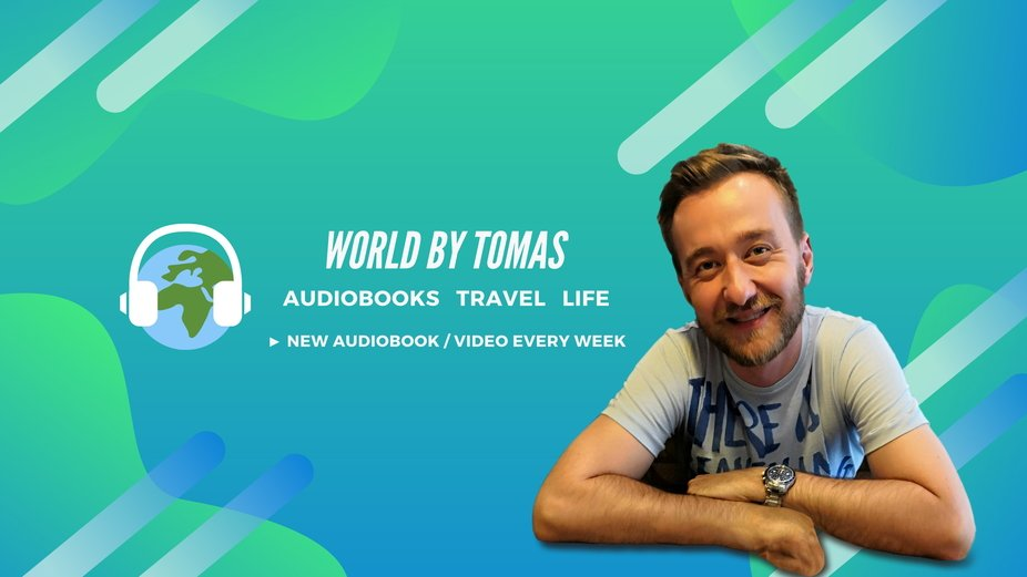 My YouTube channel at: https:www.youtube.com/worldbytomaschannel