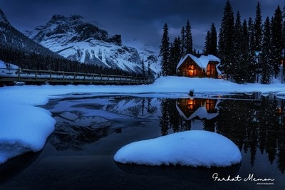 Winter Lodgings