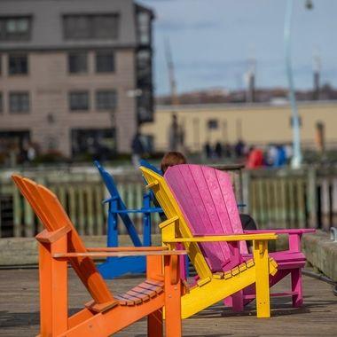 Halifax Harbour, Nova Scotia, Canada