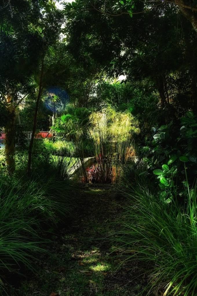 Vizcaya Gardens, Miami Florida