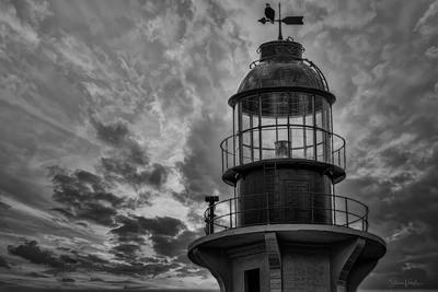 lighthouse perch