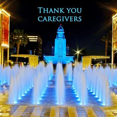Thank You Caregivers