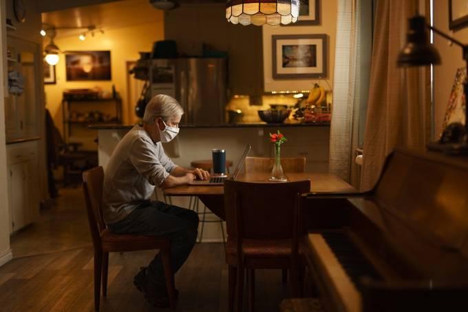 Isolation by ParsonsDavid - Quarantine Chronicles Photo Contest