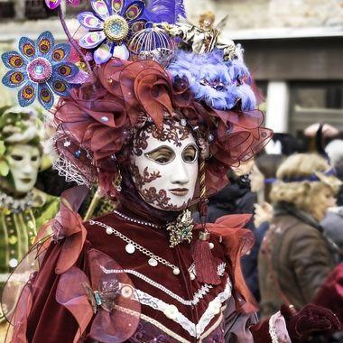 Carnevale 2020 La donna in alzavola