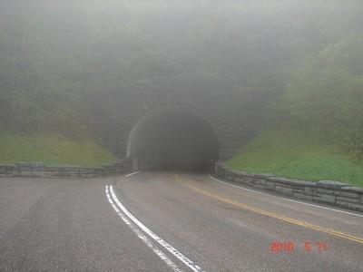 Mist of Tunnel