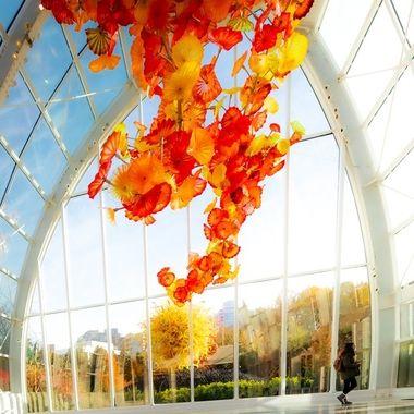 Chihuly Art! Seattle Washington