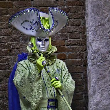 Carnevale 2020 L'uomo con il grande cappello