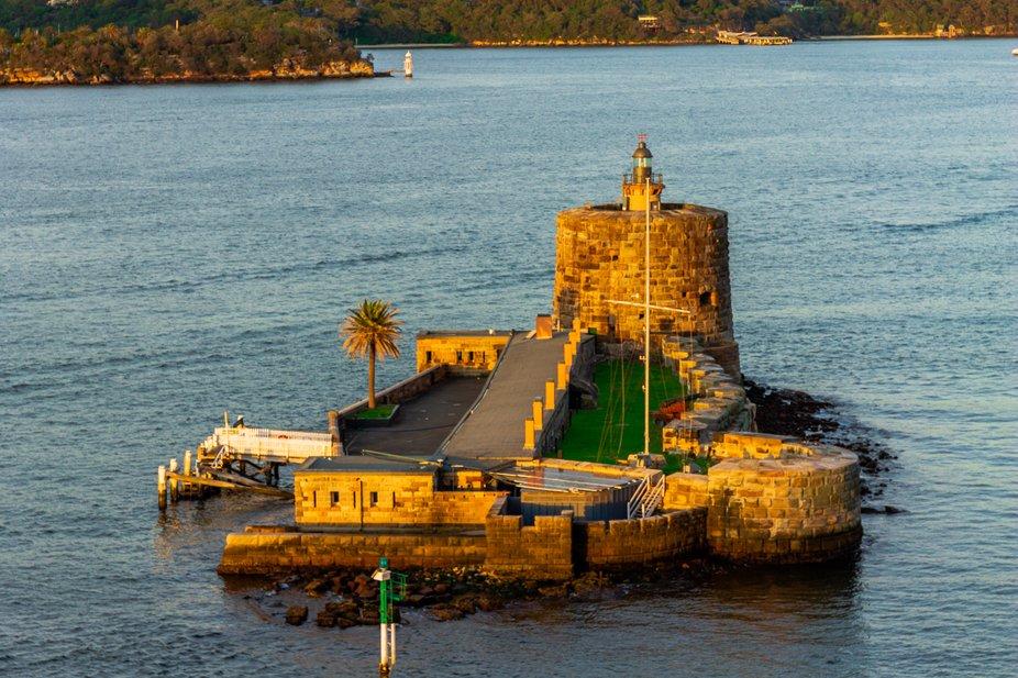 Sydney Harbor Fort, NSW AU