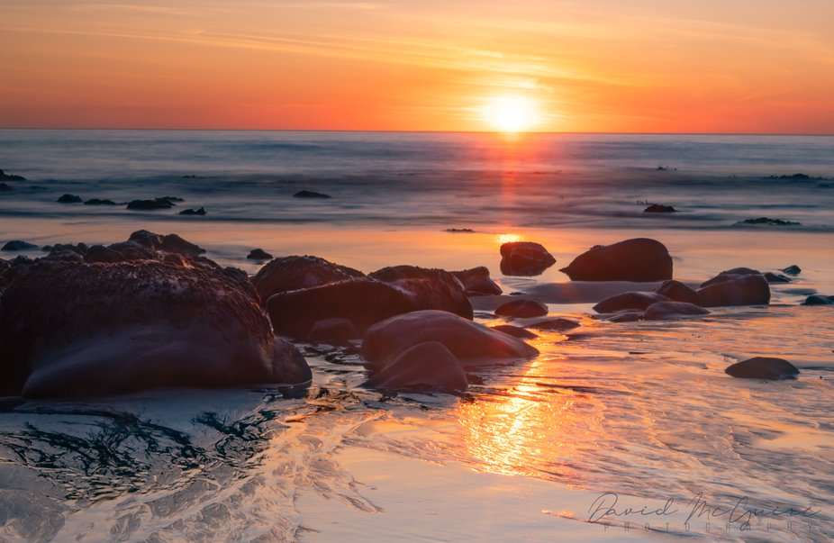 I posted a version of this Oregon beachscape last year but ran across another version that I shot...