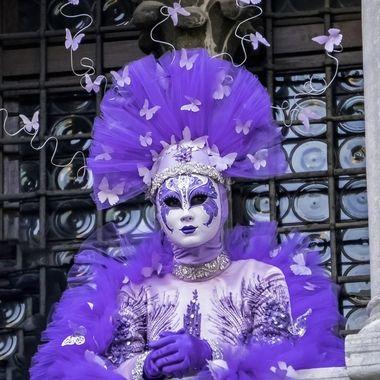 Carnevale 2020 Farfalla di Madama
