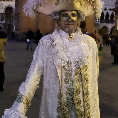 Carnevale 2020 Il distinto signore di San Marco