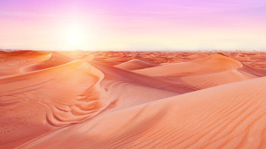 "DDD - ""Dubai Desert Dreams"""