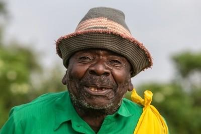 Elder smile