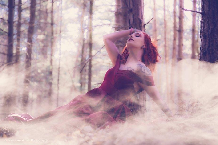 Mystic woman..