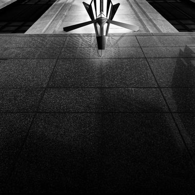 Light fixture & stone