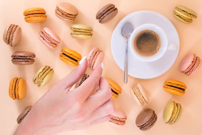 Coffee time by MBphotographybiz - Sweets Photo Contest