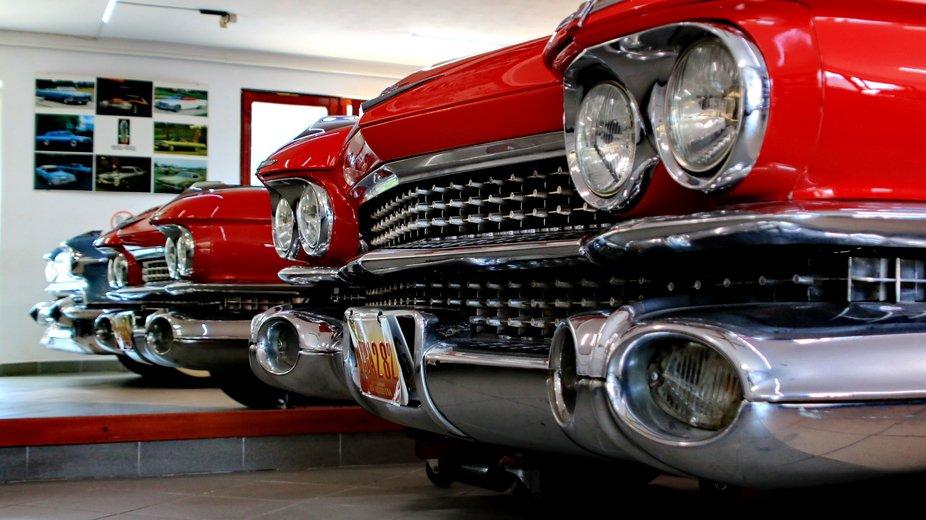 Cadillac museum
