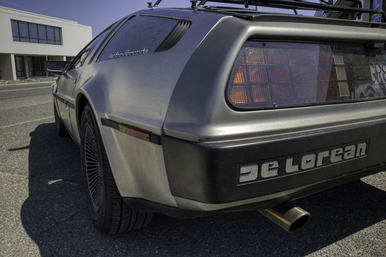 @benjamincoyle2186, allowed me to take this sweet series of his Delorean. The little details that he has on this vehicle is awesome and I plan to get more of this vehicle in the future!