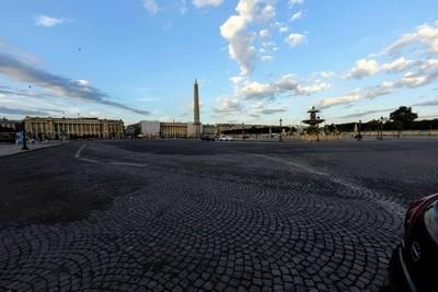 Palais 'de' Concorde