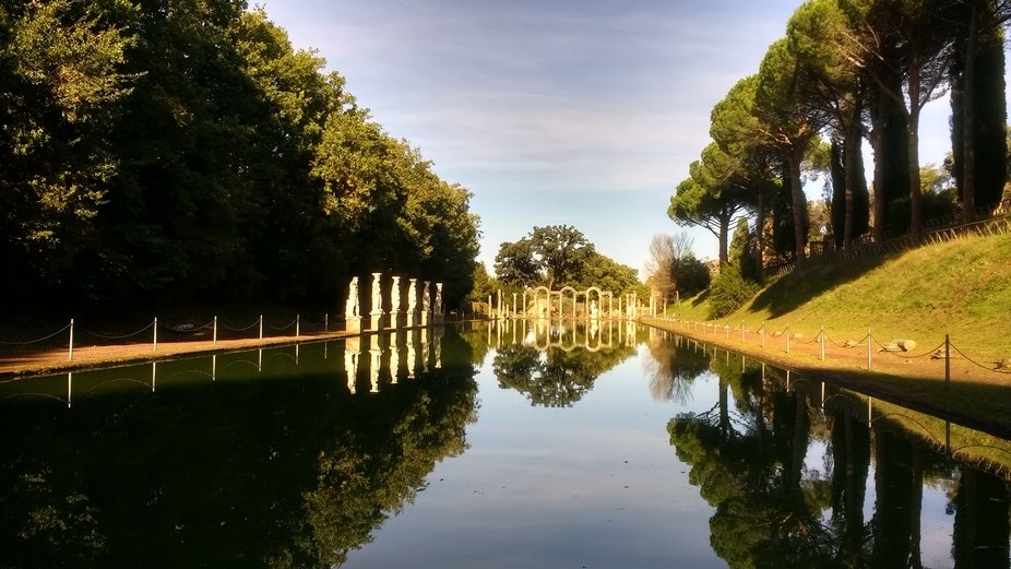 one of the place near Rome , where you can take amazing photo throughout the years