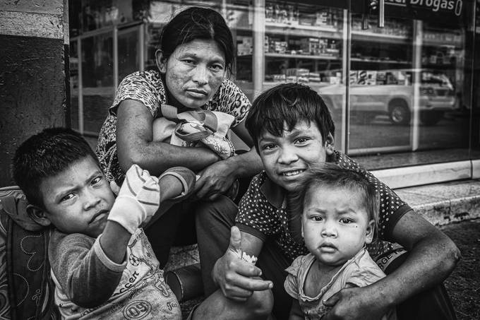 Colombia march 2020 - Refugee's from Venezuela