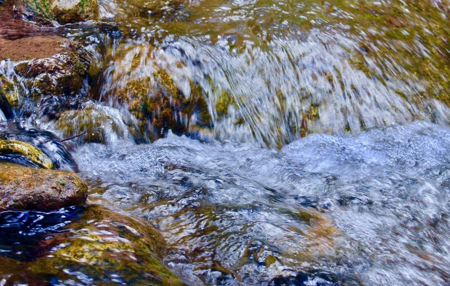 Gire Creek, Vail, Colorado- 3