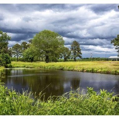 Blackrock Pond Storm