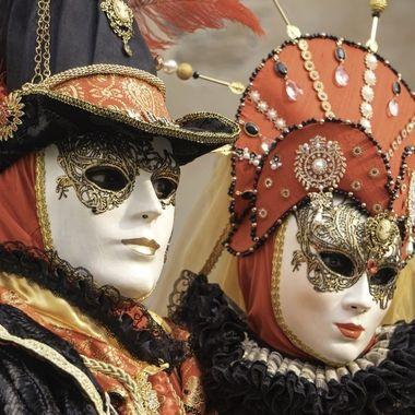 Carnevale 2020  La coppia regale
